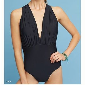 Anthropologie One-piece swimsuit